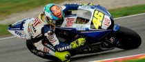 Rossi Confirms Racing Career Is Possible