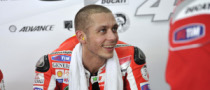 Rossi Contemplates Superbike Future with Ducati