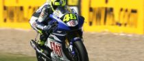 Rossi Cruises to Spanish GP Win