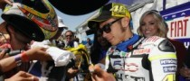 Rossi Feels Like a Winner after Laguna Seca Podium