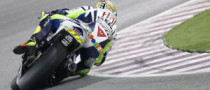 Rossi Feels Pain in His Leg after Misano Test