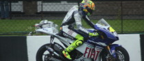 "Rossi: ""It Was a Mistake Going for the Donington Win"""