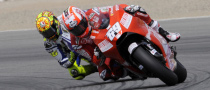 Rossi Leaves Door Open for Ducati Move