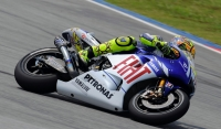Valentino Rossi at Sepang