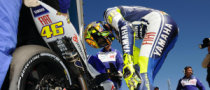 Rossi Rode Mindful of Championship Points