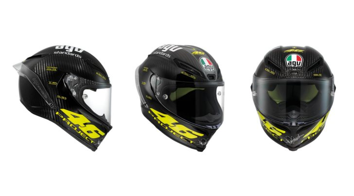 Rossi's AGV Pista GP Available in the US from October 2013 [Video]