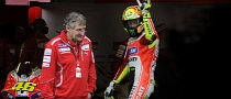 Rossi Short of Crew Chief, Jeremy Burgess Misses Mugello