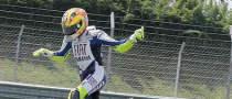 Rossi Still Hungry for Victories