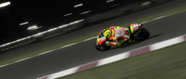 Rossi Struggles with Shoulder Pain in Qatar Test