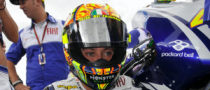 Rossi Takes the Blame For Indy Fall