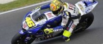 Rossi Tops First Practice in Australia, Lorenzo Experiences Illness