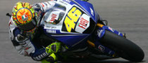 Rossi Tops First Practice in Catalunya