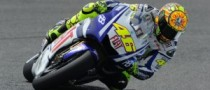 Rossi Tops First Practice Session in French GP
