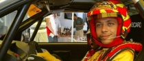 Rossi Will Race for Stobart in Rally GB