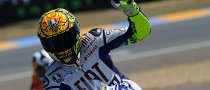 Rossi Wins at Sepang, Lorenzo Becomes MotoGP Champion