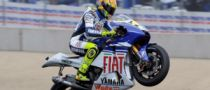 Rossi Wins Thrilling Race at Sachsenring, Beats Lorenzo