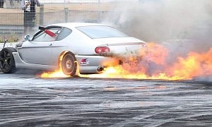 Rotary-Powered Ferrari 456 and Other Ferrari Drift Cars That Changed the Game