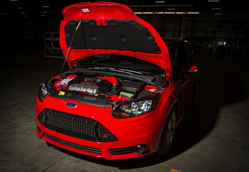 Roush Makes Sport Compact Market Comeback With Ford Focus