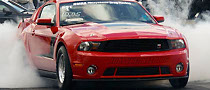 Roush Mustang JDM Drag Car Runs the Quarter Mile in 9.6s
