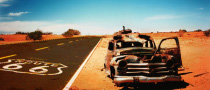 Route 66, the Legend Road