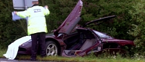 Rowan Atkinson's McLaren F1 Crash Is UK's Biggest Repair Bill Ever