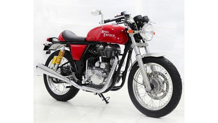 Royal Enfield Denies 250cc Rumors, Says Cafe-Racer 535 Is the Next Release