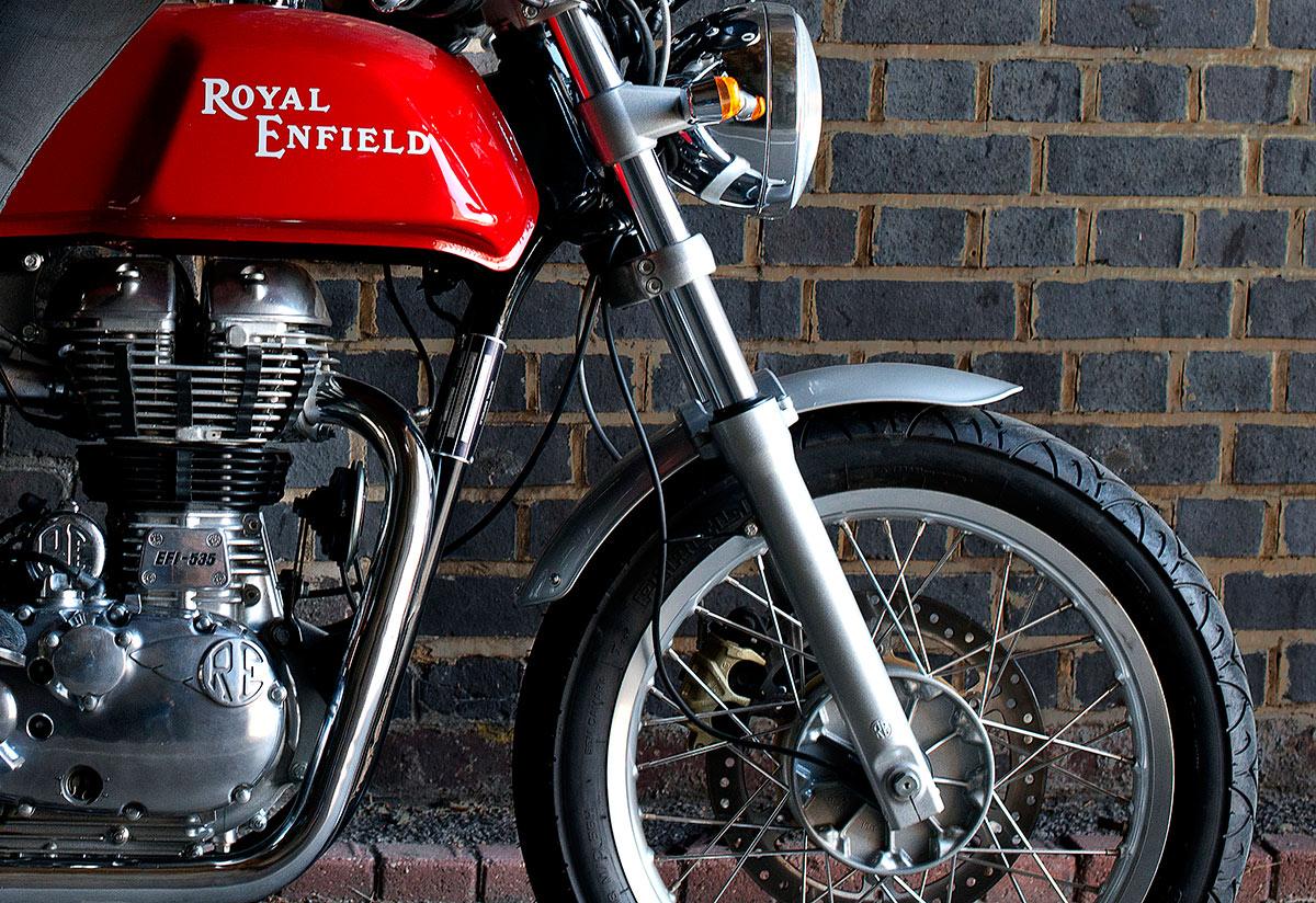 Royal Enfield Prepares High Performance Bikes For The International