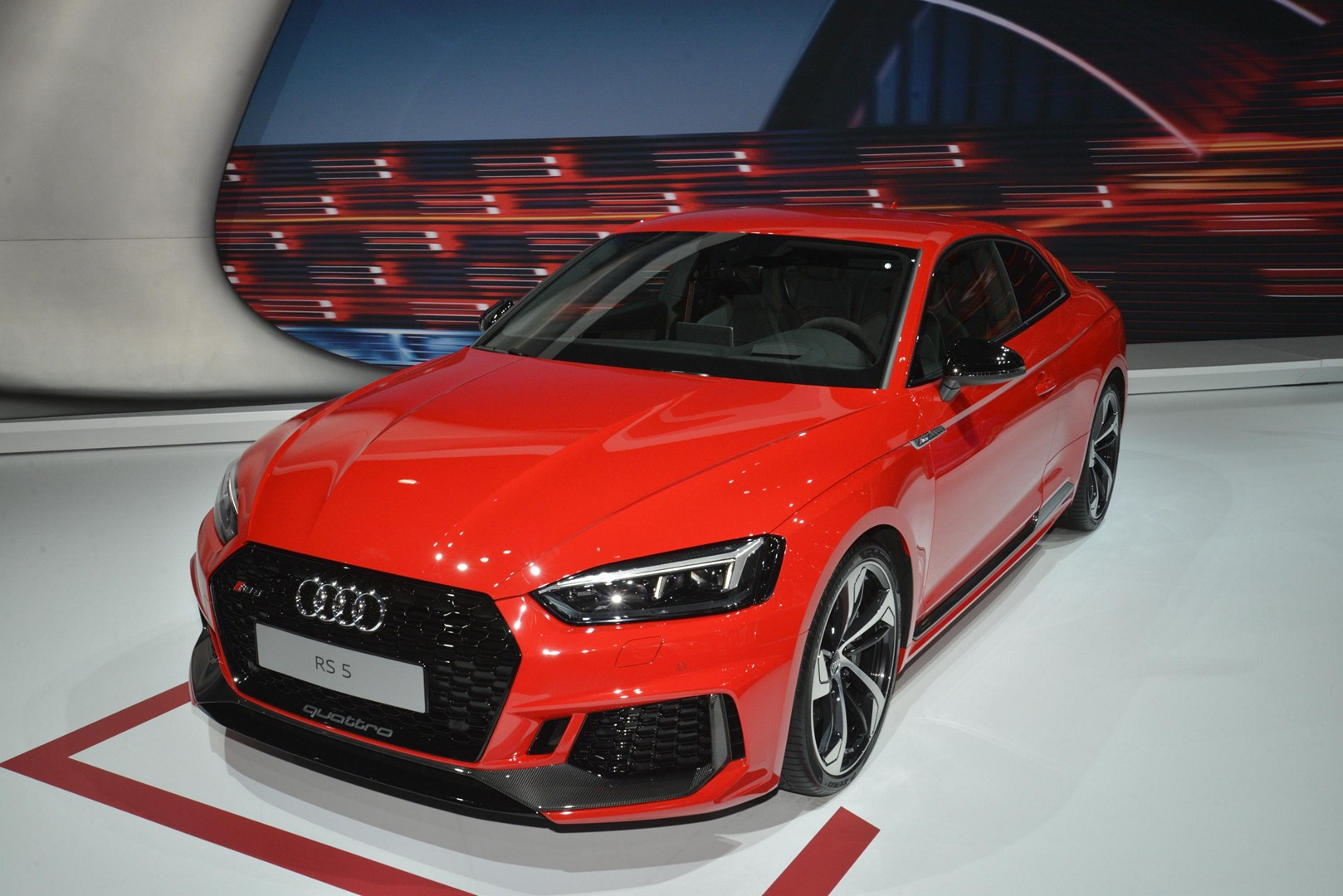 Rs3 Sedan Rs5 And Tt Rs Mark U S Debut Of Audi Sport In New York Autoevolution