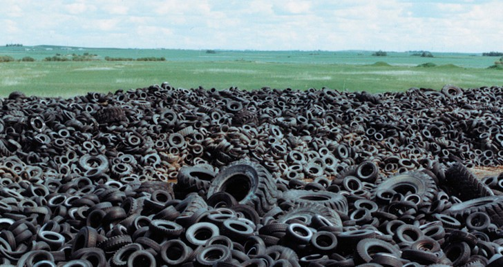 Rubber Stockpiles Indicate China Boom Slowing
