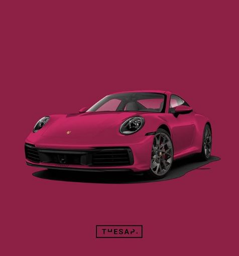 Ruby Star 2020 Porsche 911 Spec Shows The Wild Side