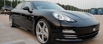 Ruf Porsche Panamera Long Wheelbase for China