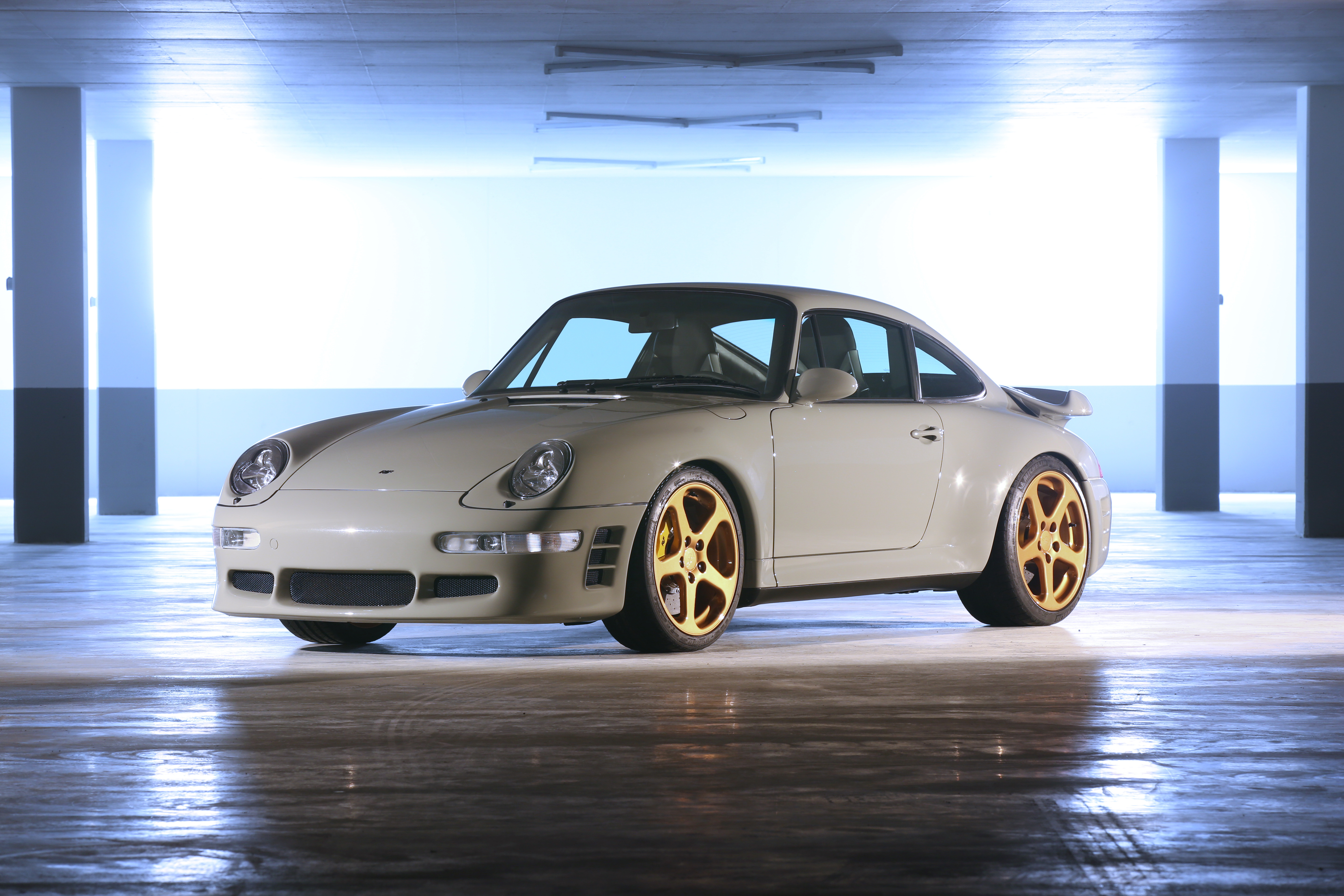 Ruf Turbo R Is Now Available With Full Carbon Fiber Skin