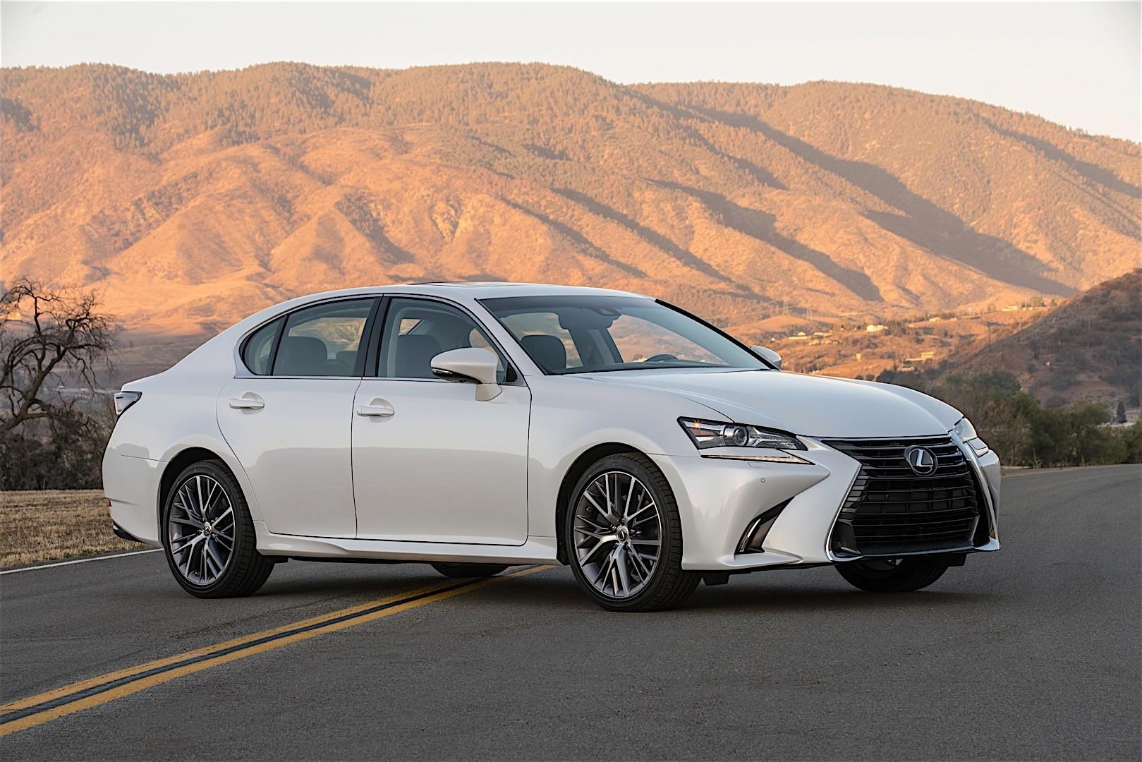 Lexus gs discontinued