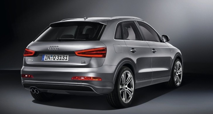 Rumors Of Audi Q Production Emerge In China Autoevolution - Audi q4