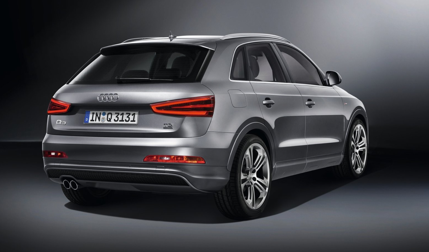 rumors of audi q4 production emerge in china autoevolution. Black Bedroom Furniture Sets. Home Design Ideas