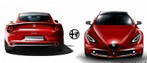 Rumors of D-Segment Rear-Wheel-Driven Alfa Romeo Resurface
