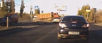 Runaway Truck Wreaks Havoc in Russia [Video]