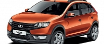 Russia Makes Its Own Lada Sandero