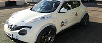 Russian-Built 750 HP Nissan Juke R Races at Moscow Mile [Video]