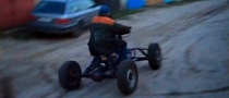 Russian DIY ATV Uses Ural Engine [Video]