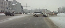 Russian Driver Gets Beaten Up After Triple Crash [Video]