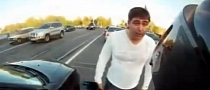 Russian Ghost Rider Wannabe Fails Miserably [Video]