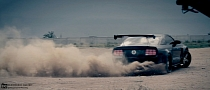 Russian Girl Tastes American Freedom in Sheby GT500 [Video]