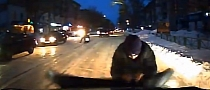 Russian Pedestrian is Right to Be Angry, But Is Violence the Answer? [Video]