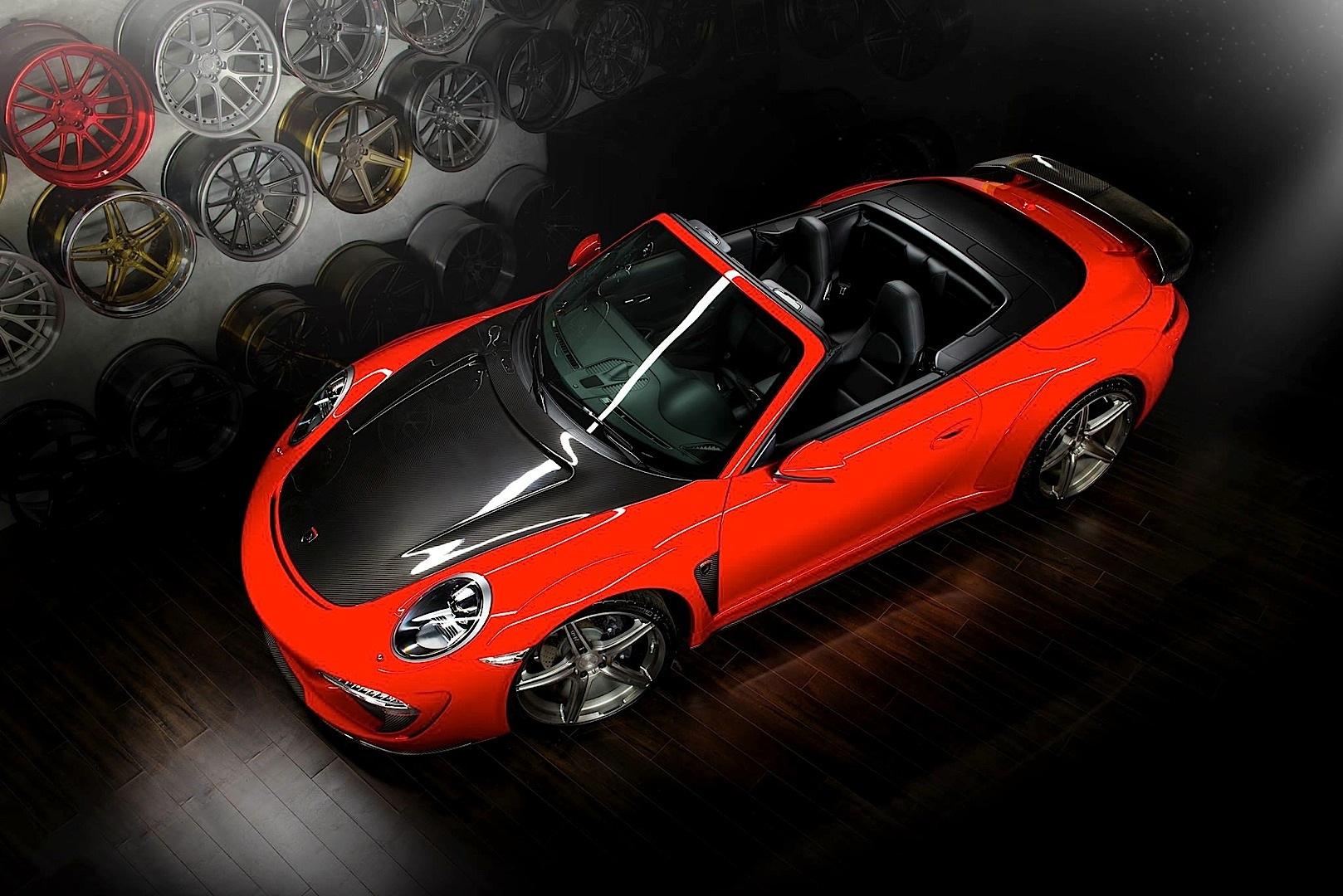 Russian Tuner TopCar\'s First US-bound Porsche 911 Carrera Stinger ...