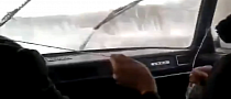 Russians Fix Broken Wipers By Pulling Them With String [Video]