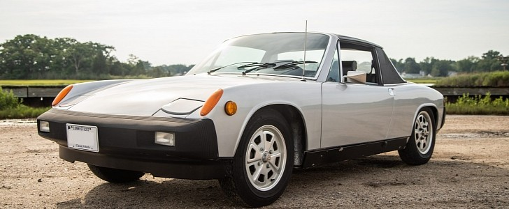 photo of Rusty 1976 Porsche 914 Needs Some Tender Loving Care image