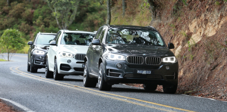 RWD BMW X5 Will Arrive in Australia Next Year for AUD82,900