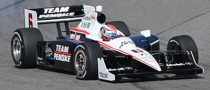 Ryan Briscoe Takes Texas Win, Beats Patrick