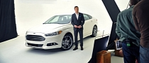 Ryan Seacrest to Promote 2013 Ford Fusion